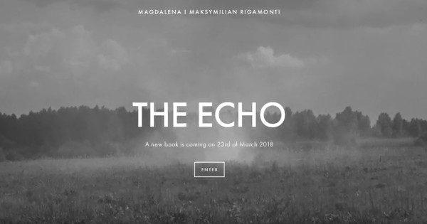 ECHO książka o Wołyniu