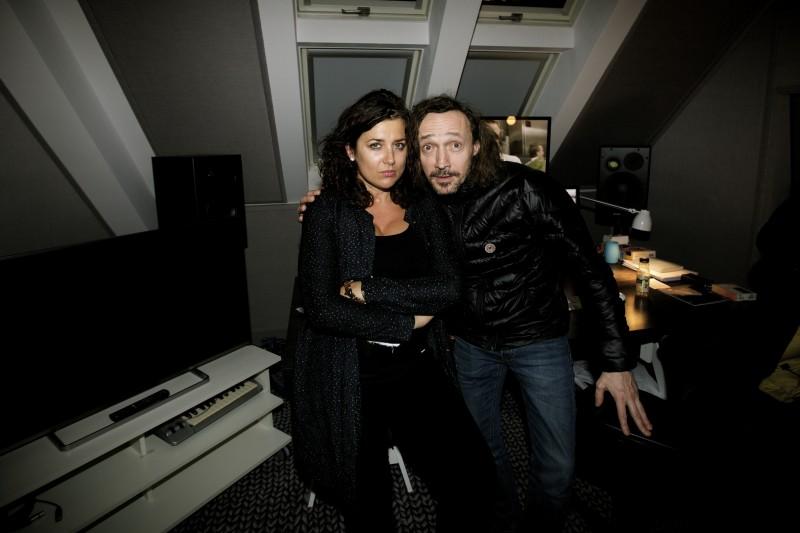 Dżeksong i Marta w LocoMotive