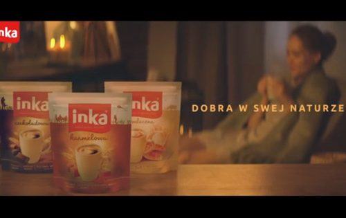 reklama Inka karmelowa